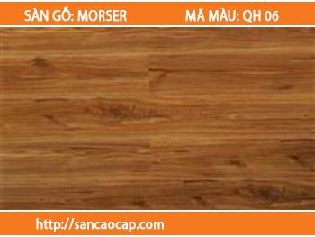 Sàn gỗ Morser QH 06