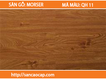 Sàn gỗ Morser QH 11