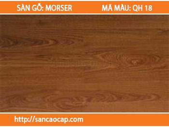 Sàn gỗ Morser QH 18