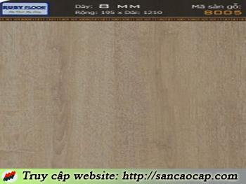 Sàn gỗ Ruby 8005
