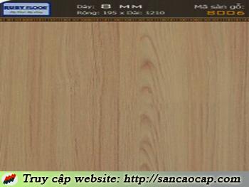 Sàn gỗ Ruby 8006
