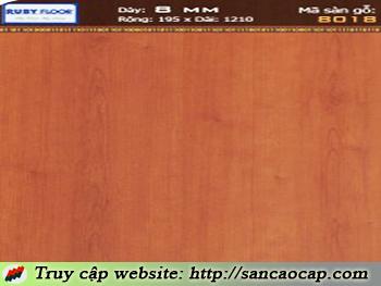 Sàn gỗ Ruby 8018