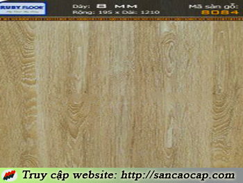 Sàn gỗ Ruby 8084