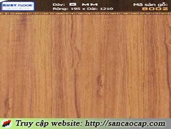 Sàn gỗ Ruby 8002