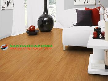Chọn sàn gỗ công nghiệp cho các không gian trong ngôi nhà.