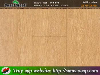 Sàn gỗ Smartwodd 2926