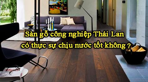 Sàn gỗ công nghiệp Thái Lan tại Hải Dương có thực sự tốt không?