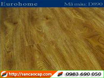 Sàn gỗ Eurohome D890