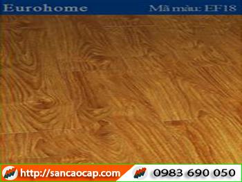 Sàn gỗ Eurohome EF18
