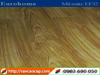 Sàn gỗ Eurohome EF32