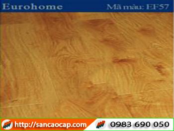 Sàn gỗ Eurohome EF57