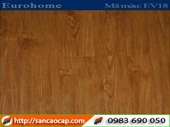 Sàn gỗ Eurohome EV18