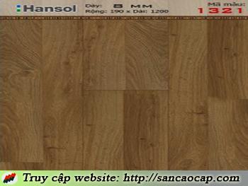 Sàn gỗ Hansol 1321