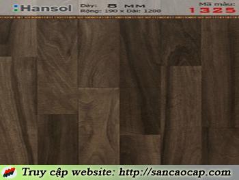 Sàn gỗ Hansol 1325