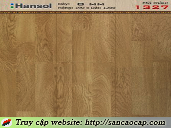 Sàn gỗ Hansol 1327