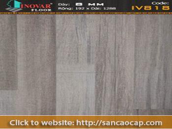 Sàn gỗ Inovar IV 818