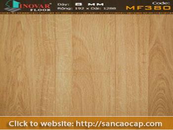 Sàn gỗ Inovar MF 380