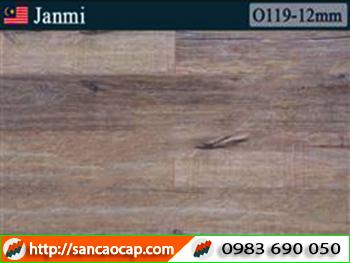 Sàn gỗ Janmi O119