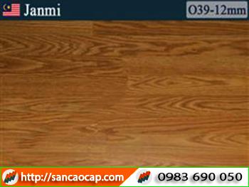 Sàn gỗ Janmi O38