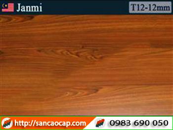 Sàn gỗ Janmi T12