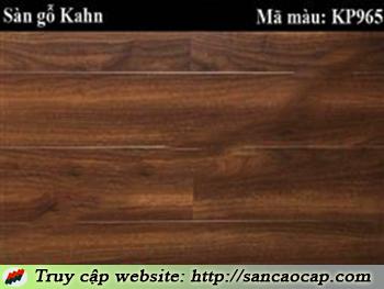 Sàn gỗ Kahn KP965