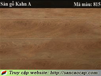 Sàn gỗ Kahn A815
