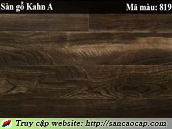 Sàn gỗ Kahn A819
