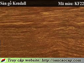 Sàn gỗ Kendall KF22