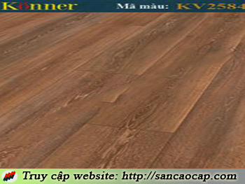Sàn gỗ Konner KV2584