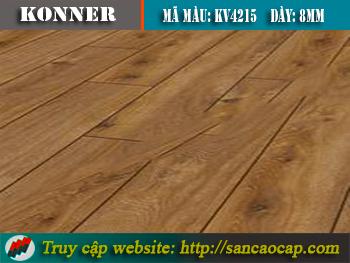 Sàn gỗ Konner KV4215