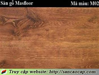 Sàn gỗ Masfloor M02