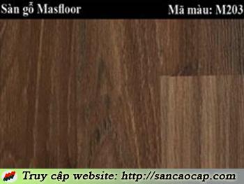 Sàn gỗ Masfloor M203