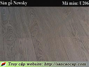 Sàn gỗ Newsky U206