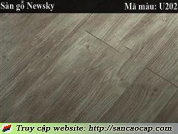 Sàn gỗ Newsky U202