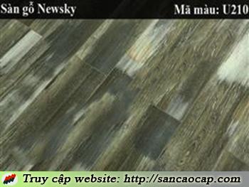 Sàn gỗ Newsky U210
