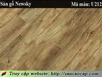 Sàn gỗ Newsky U212