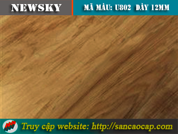 Sàn gỗ Newsky U802