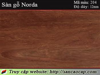 Sàn gỗ Norda 204