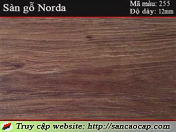 Sàn gỗ Norda 255