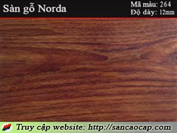 Sàn gỗ Norda 264
