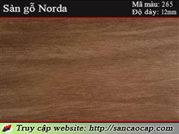 Sàn gỗ Norda 265