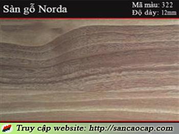 Sàn gỗ Norda 322
