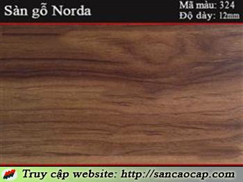 Sàn gỗ Norda 324