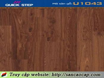 Sàn gỗ QuickStep U1043