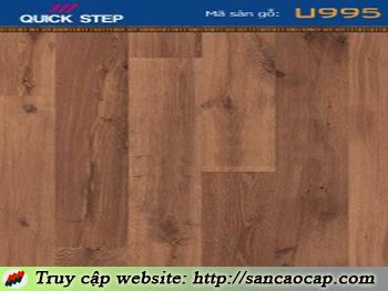 Sàn gỗ QuickStep U995