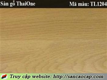 Sàn gỗ ThaiOne TL1204