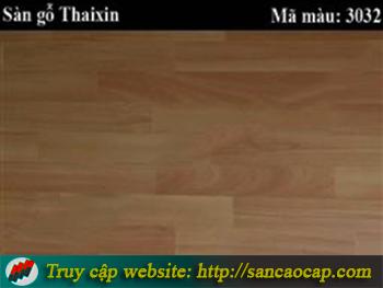 Sàn gỗ Thaixin 3032