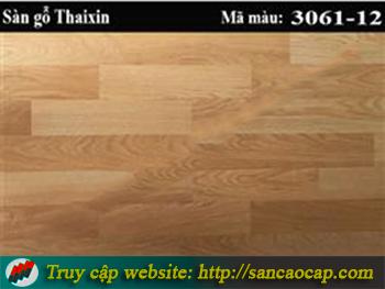 Sàn gỗ Thaixin 3061