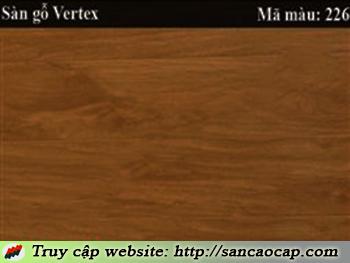 Sàn gỗ Vertex 226