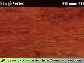 Sàn gỗ Vertex 611